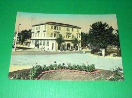 Cartolina Bellariva Lido Di Rimini - Pensione Ideale 1954 - Rimini