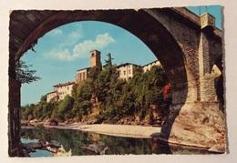CIVIDALE DEL FRIULI PONTE DEL DIAVOLO - CHIESA DI S.FRANCESCO    VIAGGIATA FG - Udine