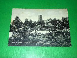 Cartolina Ruvo Di Puglia - Piazza Dante - Giardini Pubblici 1960 - Bari
