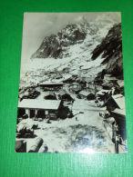 Cartolina Traforo Del Monte Bianco - Entreves - Cantiere Soc. Condotte D'Acqua # - Italia