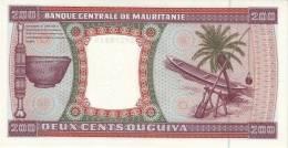 MAURITANIA P.  5i 200 O 2001 UNC - Mauritania