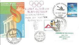 POSMARKET AUSTRALIA - Sommer 2000: Sydney - Paralympics