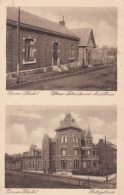 Feldpost WW1: Postcard Pioneer Schule I From A Soldier At The Pioneer-Schule I P/m14.4.1918  (T18-38) - Militaria