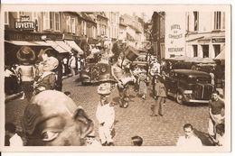 CARNAVAL FRANCE CITROËN TA  CARTE POSTALE NON VOYAGÉE 664/d3 - Cartes Postales