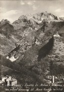 6780.   Alpi Apuane - Località Le Molina E Stazzema Con Veduta Panoramica Del Monte Corchia - Lucca Massa Carrara - Italy