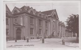 AK - Dänemark - Kopenhagen  - Universität - 1923 - Dänemark