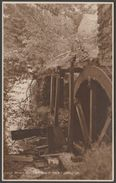 Pandy Mill, Bettws-y-Coed, Caernarvonshire, C.1920s - Judges RP Postcard - Caernarvonshire