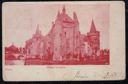 CHATEAU DE LAERNE - LAARNE -- Zeldzame éditie E.G. - Laarne