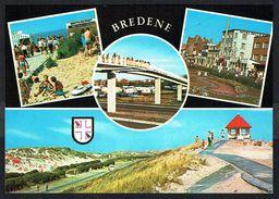 BREDENE / BREDUNES - 4 Vues Diverses - Non Circulé - Not Circulated - Nicht Gelaufen. - Bredene