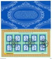 ITALIA REPUBBLICA 2011 - LIBRETTO - QUEL MAGNIFICO BIENNIO 1859-1861 Annullo 1° Giorno - Libretti