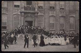 Lier - Bezoek V D Heer Gouverneur Graaf De Baillet-Latour, 14 Juni 1909 - Lier