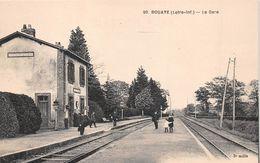 ¤¤   -   20   -   BOUAYE   -   La Gare  -  Chemin De Fer     -  ¤¤ - Bouaye