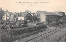 """MACHECOUL - Distillerie De Machecoul """"E. REMY-MARTIN & Cie"""" - Quais D'Arrivée Et Départ - Raccordement Privé - Gare - Machecoul"""
