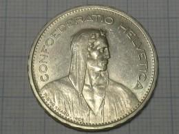 5 Schweizer Franken  1932  Silber - Schweiz