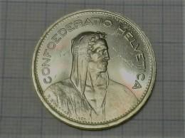 5 Schweizer Franken  1953  Silber - Schweiz