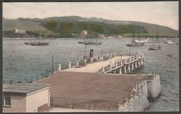 Prince Of Wales Pier, Falmouth, Cornwall, C.1910 - Frith Postcard - Falmouth