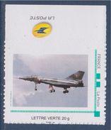= Le Mirage IV P Fut Affecté à La Base Aérienne 106 Bordeaux Mérignac TVP LV Avec BdF Et Logo La Poste - Personalizzati (MonTimbraMoi)