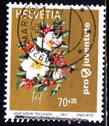 Schweiz SG. Nr. J361 Gestempelt (1187) - Used Stamps