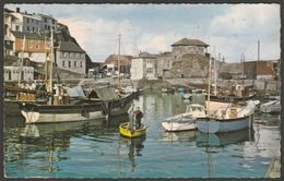 The Harbour, Mevagissey, 1963 - Postcard - Other