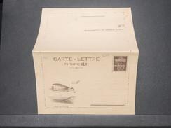 """FRANCE - Carte Lettre Pseudo Entier FM Illustrée """" Pour La Patrie """" , Avion , Non Voyagé - L 9134 - Cartes De Franchise Militaire"""