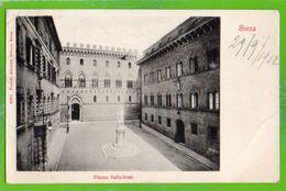 SIENA - Piazza Salimbeni - Formato Piccolo - Siena