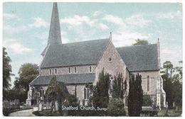 Shalford Church, Surrey - Unused C1914 - Christian Novels - Surrey