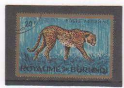 BURUNDI P.A. 1965 YT N° 6 Oblitéré - Burundi