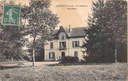 """¤¤  -  CORDIEUX  , Près De Montluel   -  Villa """" Bois-Mayet """"    -  ¤¤ - Non Classificati"""