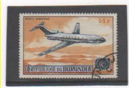 BURUNDI P.A. 1967 YT N° 72 Oblitéré - Burundi