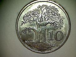 Zimbabwe 10 Cents 1980 - Zimbabwe