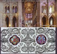 FRANCE 2013 - Bloc Souvenirs 850e Anniversaire De La Cathédrale Notre Dame De Paris - Neuf ** - Souvenir Blokken