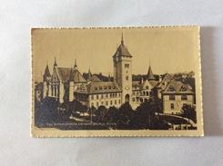ZURICH DAS SCHWEIZERISCHE LANDESMUSEUM NV FP - ZH Zurich