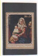 BURUNDI P.A. 1970 YT N° 185 Oblitéré - Burundi