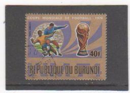 BURUNDI P.A. 1974 YT N° 321 Oblitéré - Burundi