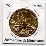 Paris - 75 : Sacré Coeur De Montmartre (Monnaie De Paris, 2015) - Monnaie De Paris