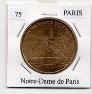 Paris - 75 : Cathédrale Notre-Dame (Monnaie De Paris, 2006) - Monnaie De Paris