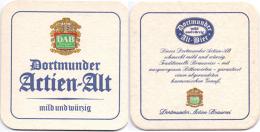#D057-155 Viltje Dortmunder Actien Brauerei - Sous-bocks