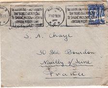 POL/L6 - POLOGNE Lettre Pour Neuilly S/Seine 1939 - 1919-1939 Republic