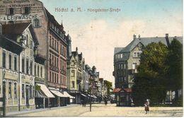 Hochst A. M. Konigsteiner-strasse - Frankfurt A. Main