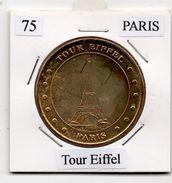 Paris - 75 : La Tour Eiffel (Monnaie De Paris, 2007) - 2007