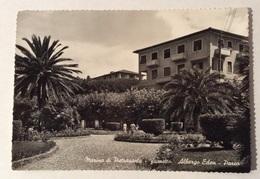 MARINA DI PIETRASANTA - FIUMETTO - ALBERGO EDEN  PARCO VIAGGIATA FG - Lucca