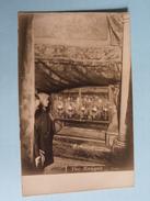 The MANGER ( Fotokaart ) Greek Fable / Fabel / Anno 19?? ( Zie Foto´s Voor Detail ) ! - Contes, Fables & Légendes