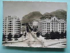 V02-38-A-departement-38-isere-grenoble-place Gustave Rivet-bld Gambetta-neron-bastille-rachais-- - Grenoble