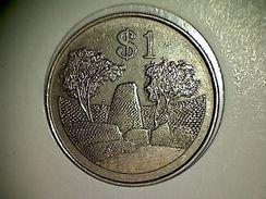 Zimbabwe 1 Dollar 1980 - Zimbabwe