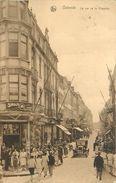 BELGIQUE  OOSTENDE Ostende  Rue De La Chapelle    2scans - Oostende