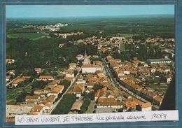 40-SAINT VINCENT DE TYROSSE-Vue Générale Aérienne-non écrite-10.5x15-MOPY - Saint Vincent De Tyrosse