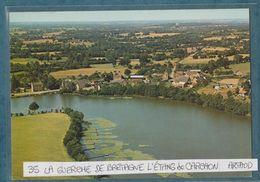 35-LA GUERCHE DE BRETAGNE-L'étang De CARCRAON-non écrite-10.5x15-ARTAUD - La Guerche-de-Bretagne