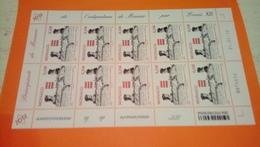MONACO - 2012 - Mini-feuille N°2819 - Neuf** - Monaco