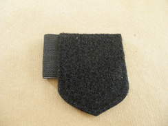 Scratch Velcro Porte Stylo Et écusson Gendarmerie - Polizia