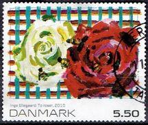 DENMARK # FROM 2010 STAMPWORLD  1585 - Usado